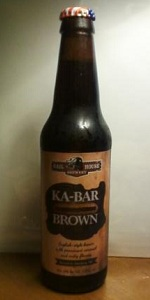 KA-BAR Brown Ale