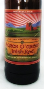 Acres O'Green Irish Red