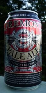 Seattle Beer Week 5th Anniversary Organic Pale Ale
