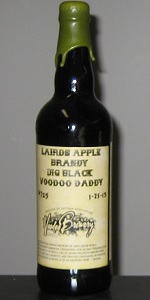 Big Black Voodoo Daddy - Laird's Apple Brandy Barrel