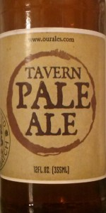 Tavern Pale Ale