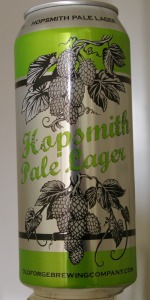 Hopsmith Pale Lager