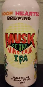 Musk Of The Minotaur IPA
