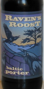 Raven's Roost Baltic Porter