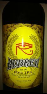 Hubrew Rye IPA