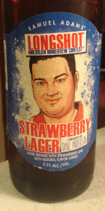 LongShot Strawberry Lager