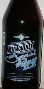 Milwaukee Special Reserve Ice