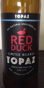 Red Duck Topaz