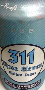 311 Helles Lager