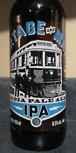 Portage And Main IPA