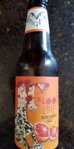 Bloodline Blood Orange IPA