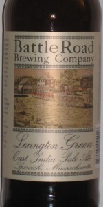 Lexington Green East India Pale Ale