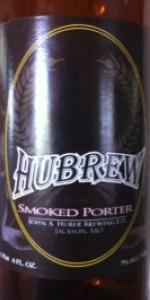 Hubrew Smoked Porter
