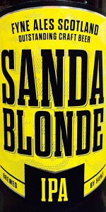 Sanda Blonde IPA