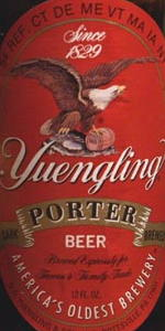 Yuengling Porter (Dark Brewed)