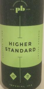 Higher Standard