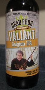 Valiant Belgian IPA