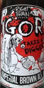 Igor Takes A Digger