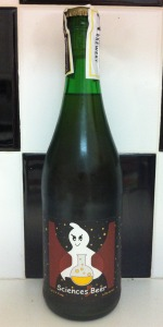 Fantome / Hill Farmstead 5 Sciences Beer