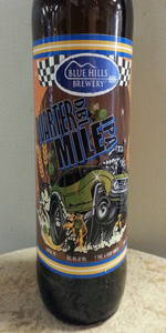 Blue Hills Quarter Mile Double IPA