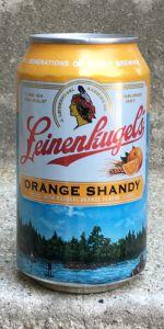 Orange Shandy
