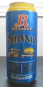 Rickard's Shandy