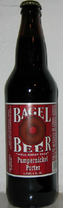 Bagel Beer Pumpernickel Porter