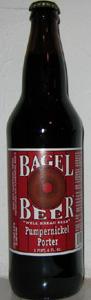 Bagel Beer Pumpernickel Porter