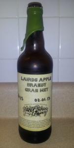 Gran Met - Laird's Apple Brandy Barrel