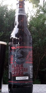 Brewery Backyard Series: Black Lobstah Lager