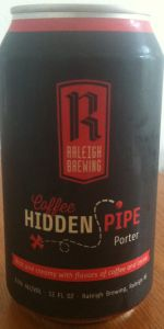 Hidden Pipe Porter With Coffee