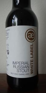 Emelisse Imperial Russian Stout - Wild Turkey Barrel Aged