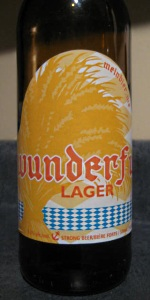 Wunderful Lager