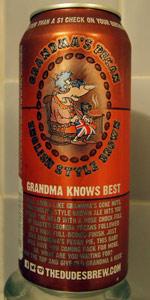 Grandma's Pecan
