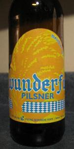 Wunderful Pilsner