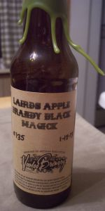 Black Magick - Laird's Apple Brandy