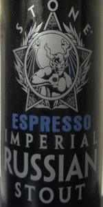 Espresso Imperial Russian Stout