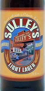 Rockies Brewing Sulleys Light Lager