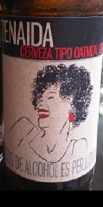 Zenaida Oatmeal Stout