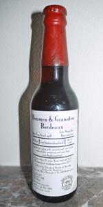 Bommen & Granaten - Bordeaux BA