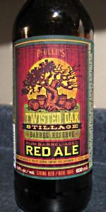 Twisted Oak Stillage Barrel Reserve Red Ale