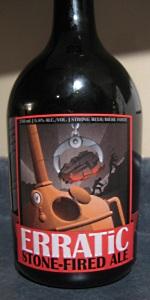 Big Rock Erratic Stone Fired Ale
