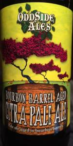 Bourbon Barrel Aged Citra Pale Ale