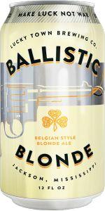 Ballistic Blonde