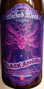 Black Angel Cherry Sour