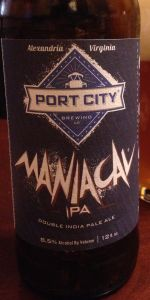 Maniacal Double IPA