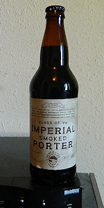 Class Of '88 Imperial Smoked Porter
