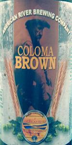 Coloma Brown