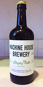 Machine House Nettle Beer