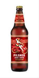 Red Racer Pilsner